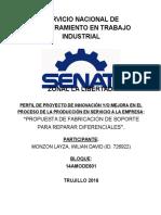 Perfil de Proyecto Monzon