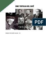 Informe Autores ReGeneracion Del 98