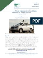 Driverless Car Documentation