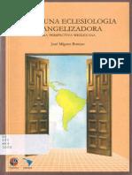 Hacia Una Renovación Eclesiológica José m. Bonino Nuevo
