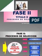 2 Fase II Procesos de Seleccion Titulo II 19 - 35
