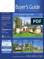 Coldwell Banker Olympia Real Estate Buyers Guide April 23rd 2016