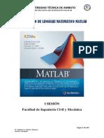 1 Manual Curso Matlab Basico Estudio