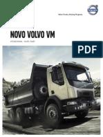 Volvo VM330 6x4R 8x4R
