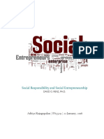 Social Entrpreneurship
