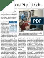 Branchless Banking-Tujuh Provinsi Siap Uji Coba (PERBANKAN, Investor Daily, 20 Maret 2013)