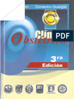 Clinica Obstetrica Guariglia 3ed