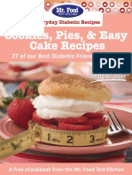Cookies Pies  Easy Cake Recipes 27 of our Best Diabetic-Friendly Desserts.pdf