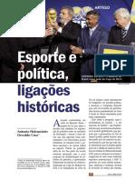 Esporte e Política - Ligações Históricas