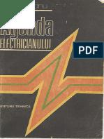 Agenda Electricianului 1986 (Editia IV - E. Pietrareanu)