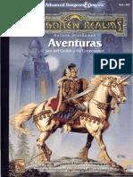AD&D - Reinos Olvidados - Aventuras
