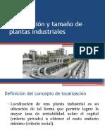 Localizacion y Tamano de Plantas Industriales (1)