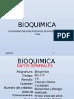 Introduccion a Bioquimica