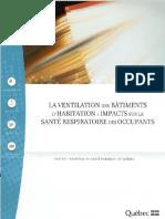 490 VentilationBatimentsHabitation Quebec