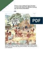 chumash indians info