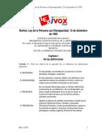 Ley 1678 Vigente Hasta Elaboracion Cartas Autono