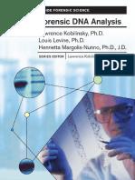 Analisis Forense Del ADN