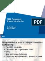 100G Technology Presentation