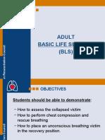 BLS-CPR