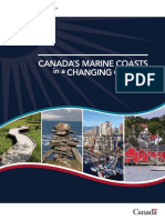 Canada's Marine Coasts in a Changing Climate