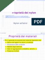 12-Proprieta Dei Materiali e Dei Nylon