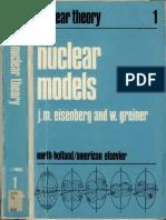 Eisenberg Grenier Nuclear Theory 1