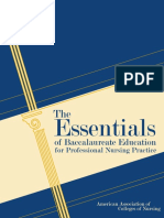 aacn essentials