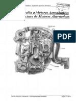 Introduccion a Motores Aeronauticos - Arquitectura de Motores Alternativos