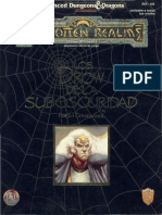 AD&D - Reinos Olvidados - Los Drow de La Suboscuridad