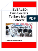 Twin Secrets for Super Savings