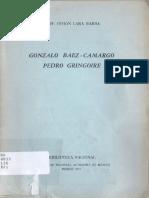 Pedro Gringoire Prof. Othón Lara Barba Nuevo