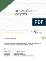 COSTOS DE  SEMANA 1- 31-03-2016.pptx