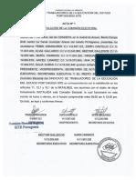 APROBADO PROYECTO ELECTORAL DEL SINDICATO SITEoyecto Electotal Site Aprobado Cne 20-04-2016