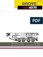 Grove Gmk 4075 Brochure