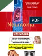 Neumonia y complicaciones.