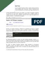 Tutorial Básico -HTML