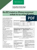 02 DT - New IEC Standard