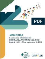 Memorias2014_edificar La Paz
