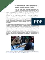 NdP Resumen de las I Jornadas Internacional Francesch Vicent ( Segorbe) +reto Virrey