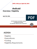 Medicaid by the numbers