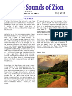 May2010 Newsletter Final