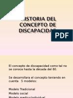 Historia del concepto de discapacidad.ppt