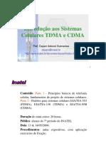 Telefonia Celular TDMA e CDMA