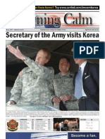 Morning Calm Korea Weekly, May 7, 2010