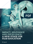 Bfi Film Education Strategy Impact Relevance and Excellence 2014 03