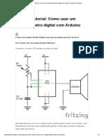Arduino Tutorial_ Como Usar Um Potenciômetro Digital Com Arduino