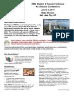 2010 Region 5 PTAC Brochure