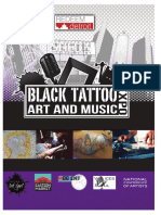 2016 Black Tattoo, Art and Music Expo Sponsorship Form