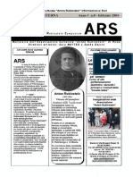 Ars Numero0 Anno 1