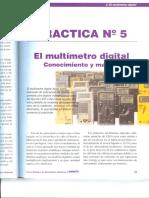 MANUAL Multimetro Digital